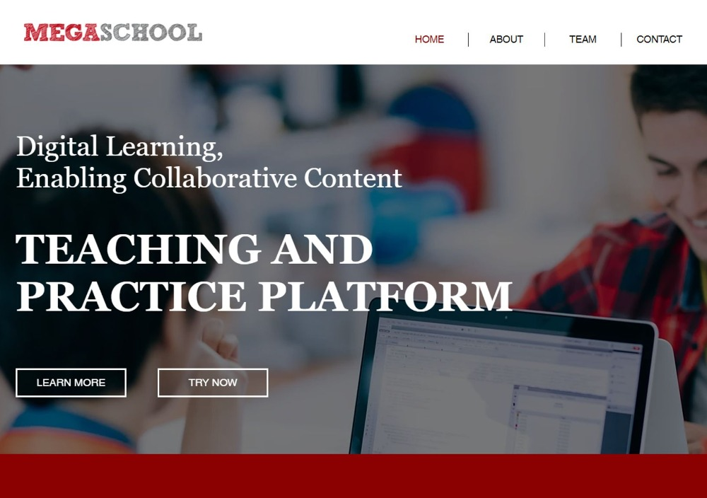 MegaSchool digital educational platforme
