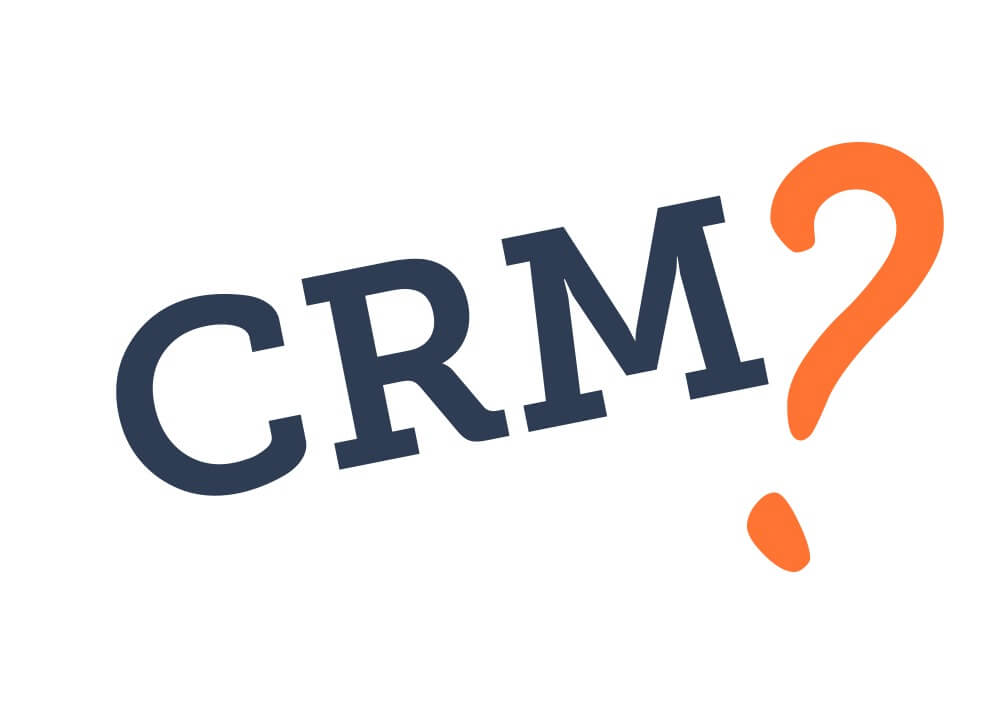 What is a custom CRM system?