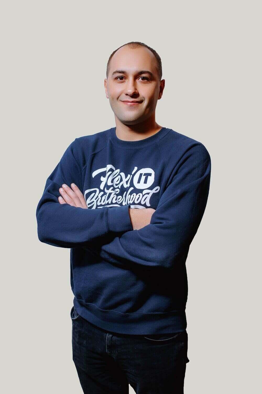 Vlad Full Stack Developer, Co-Founder