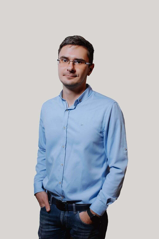 Bohdan Full Stack Developer, Co-Founder