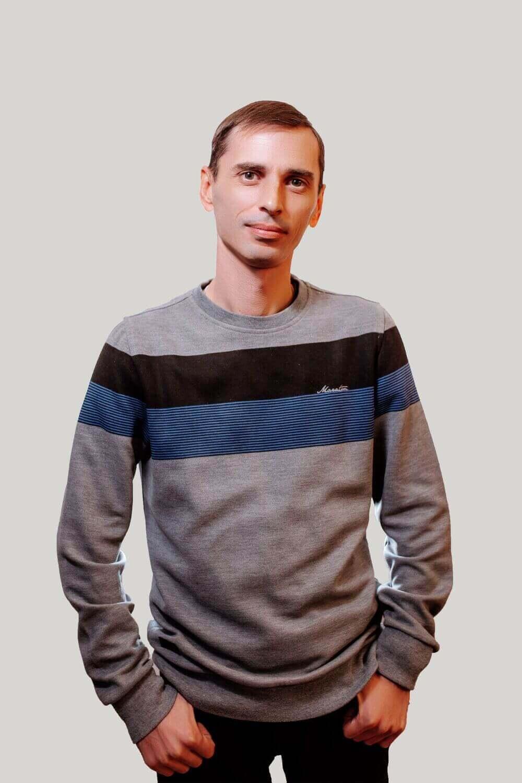 Andrey Full Stack Developer