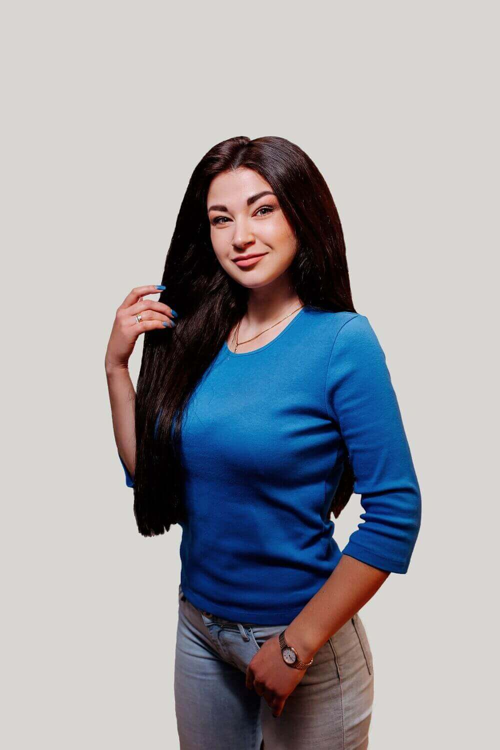 Iryna Project Manager