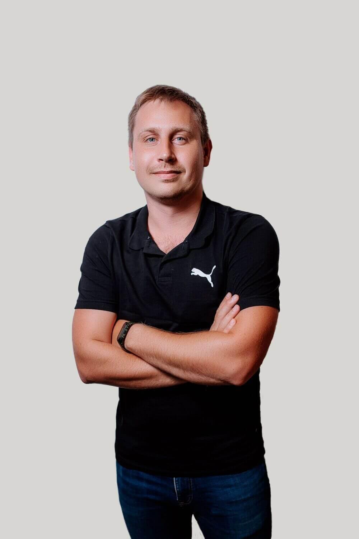 Yevhen QA Engineer